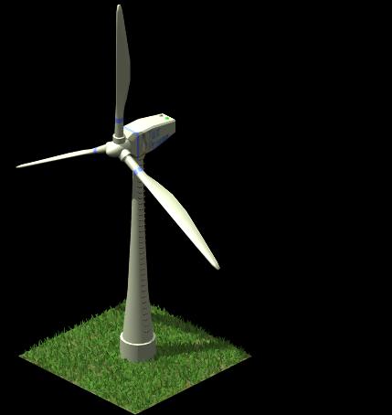 wind turbine photo credit english a size comparison of wind turbines ...