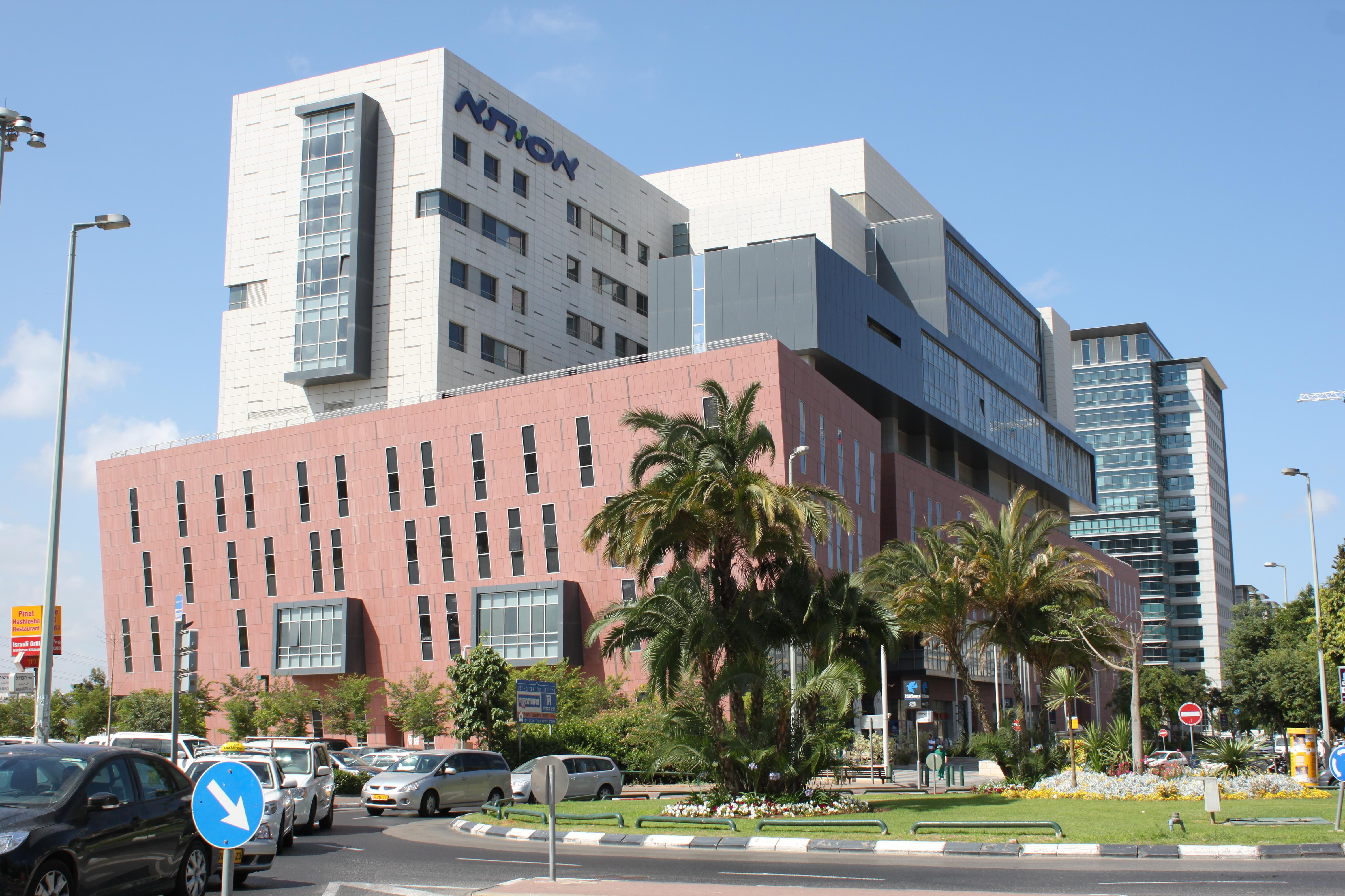 дети лечатся в больницах израиля