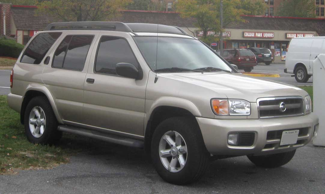 File 03 04 Nissan Pathfinder Jpg Wikimedia Commons