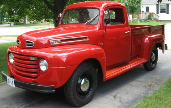 Ford F Series First Generation