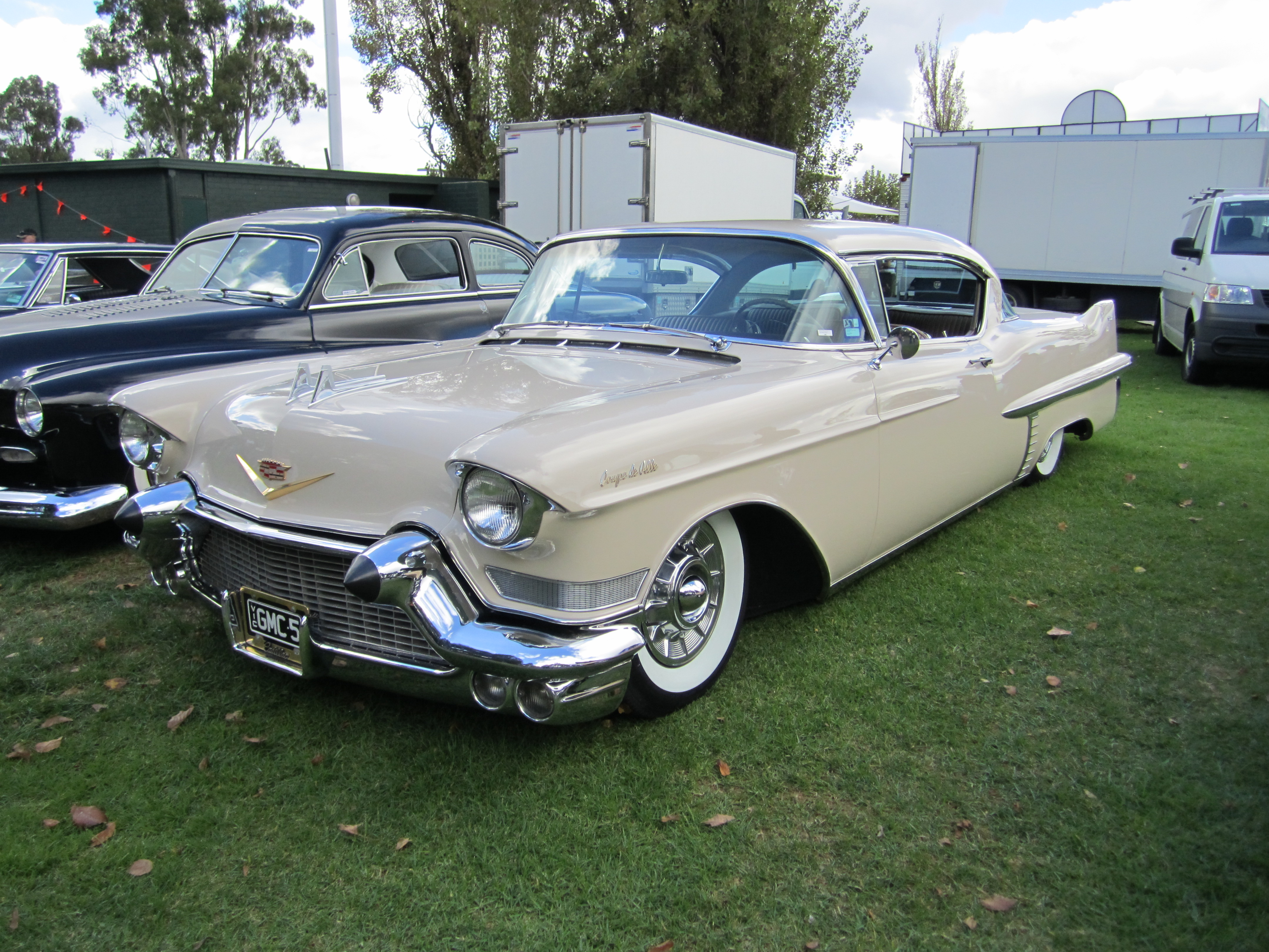 1957 Cadillac Coupe Deville (MN) - $30,000