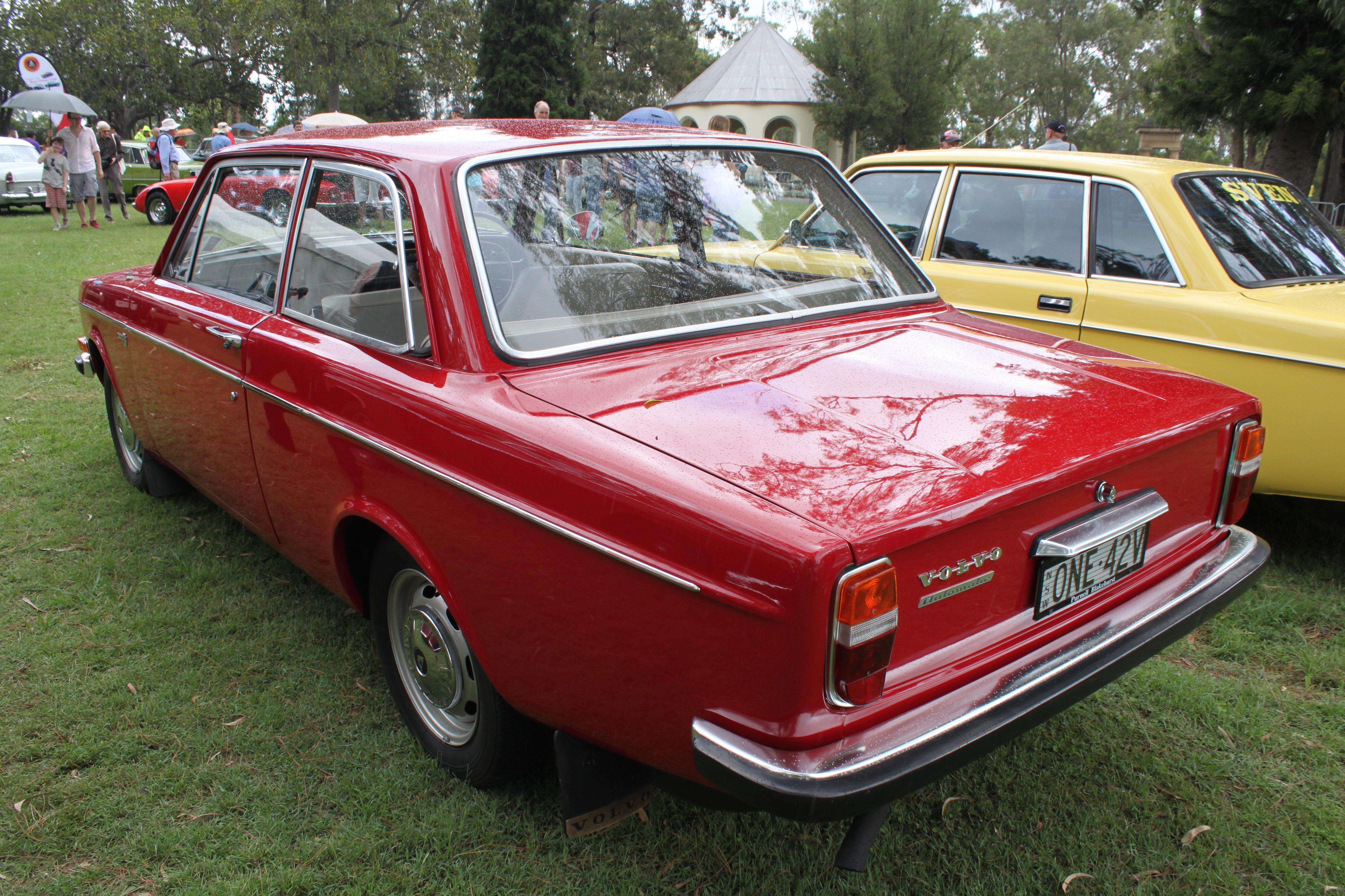 File 1969 Volvo 142 2 Door Sedan 25164297196 Jpg Wikimedia Commons