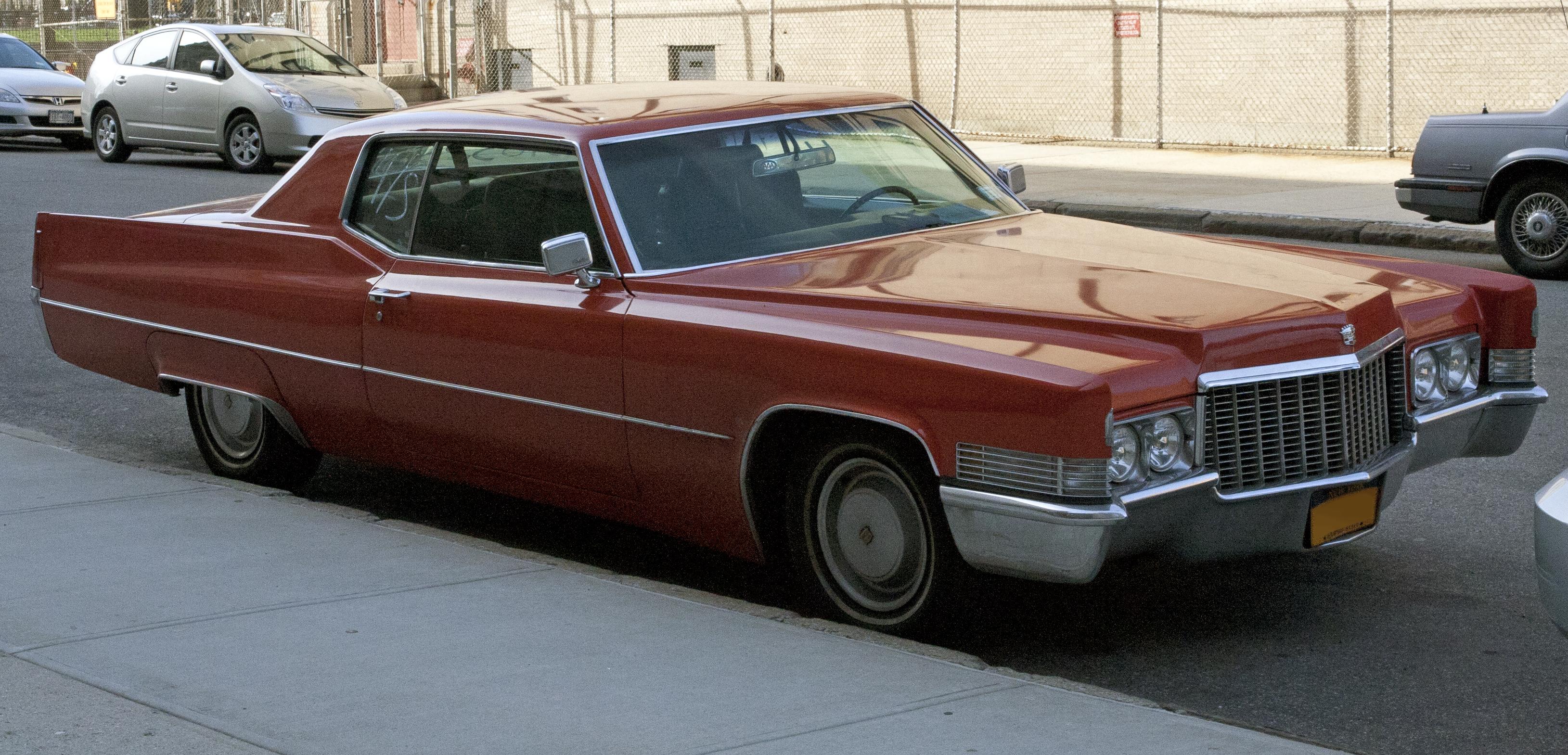 File:1970 Cadillac Coupé de Ville, bklyn.jpg - Wikimedia Commons