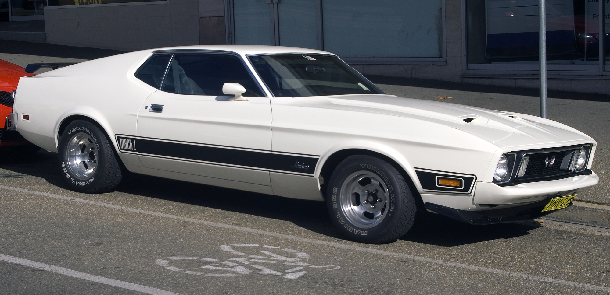 84 best images about mach 1 1973 on Pinterest  Ford mustangs