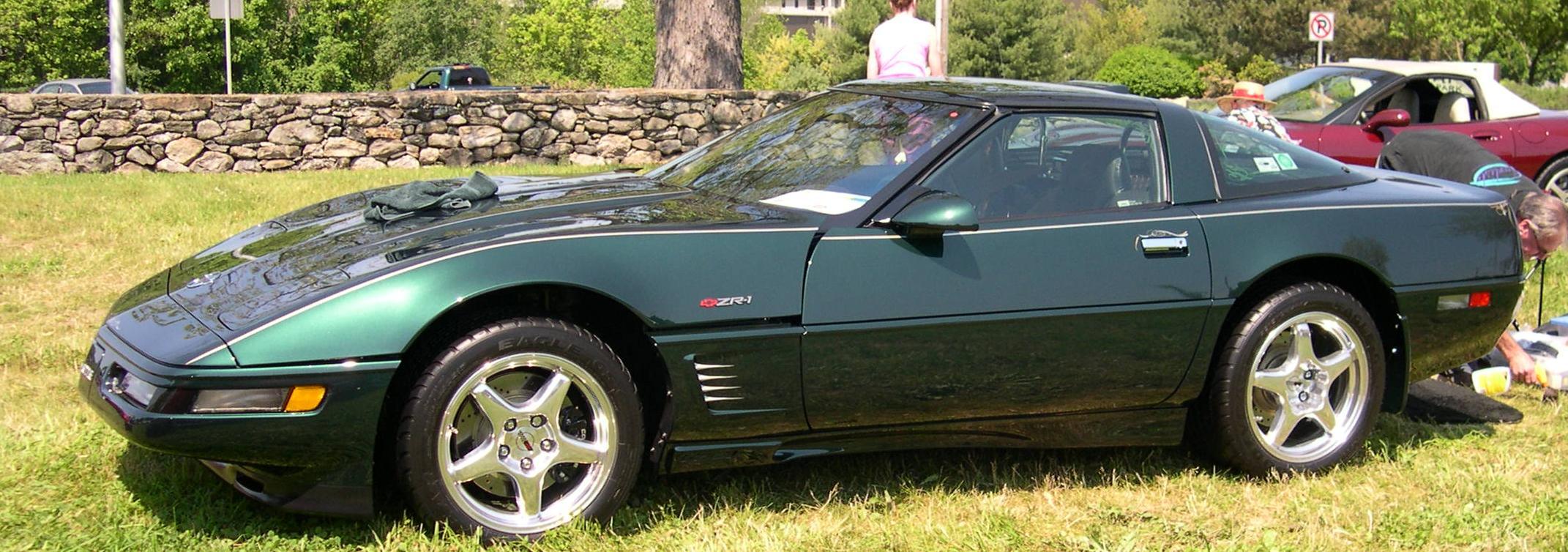 1993_Chevrolet_Corvette_ZR-1