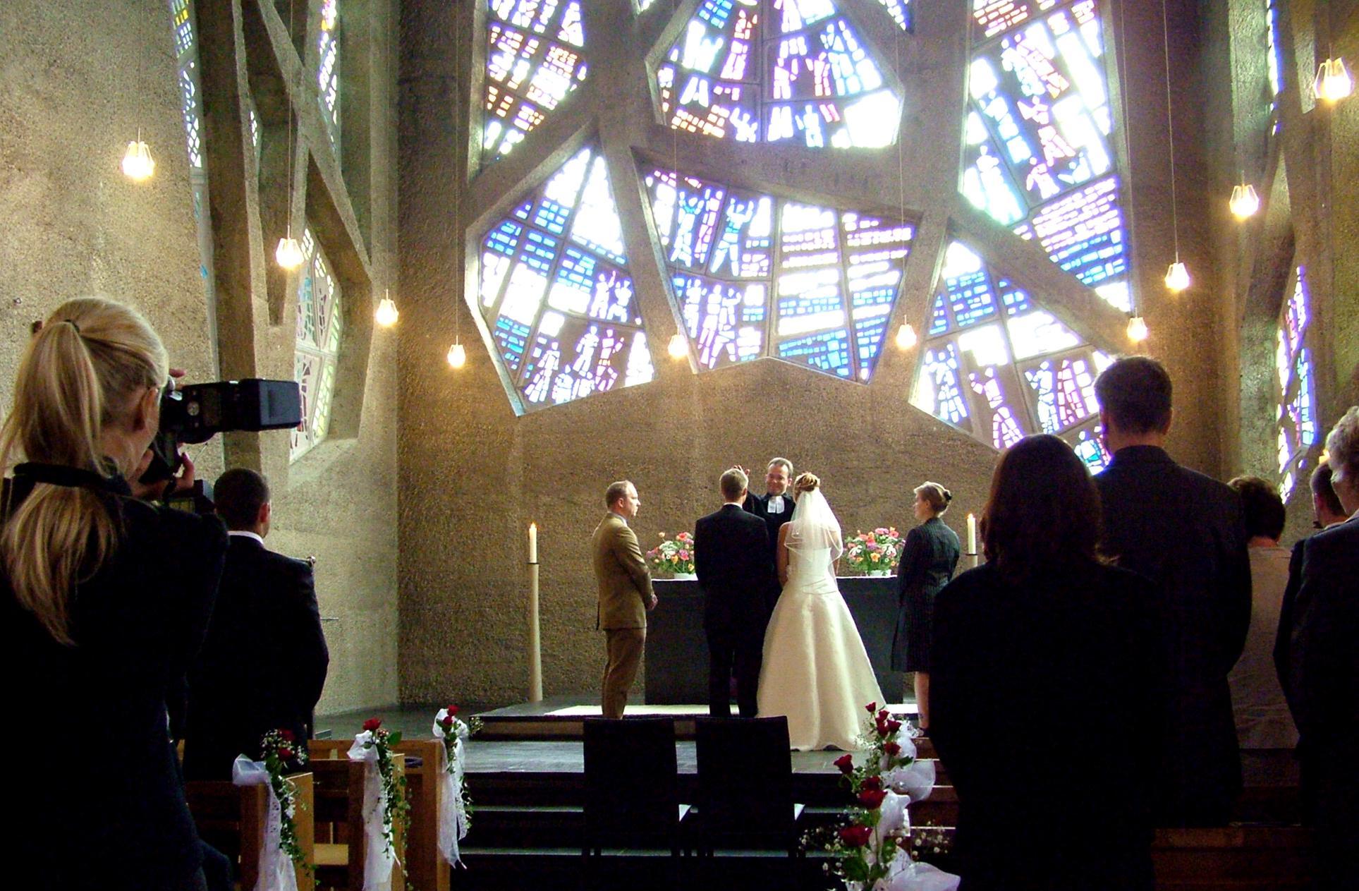 Erneute kirchliche trauung nach scheidung