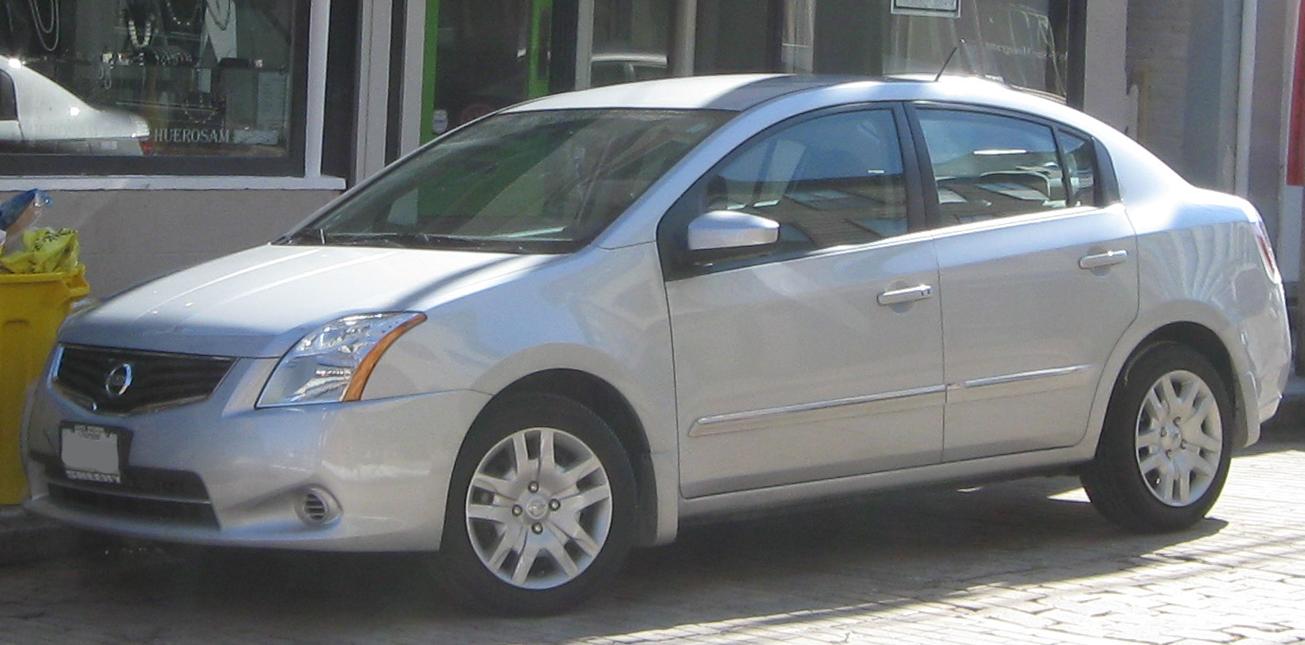File 2010 Nissan Sentra 02 19 2010 Jpg Wikimedia Commons