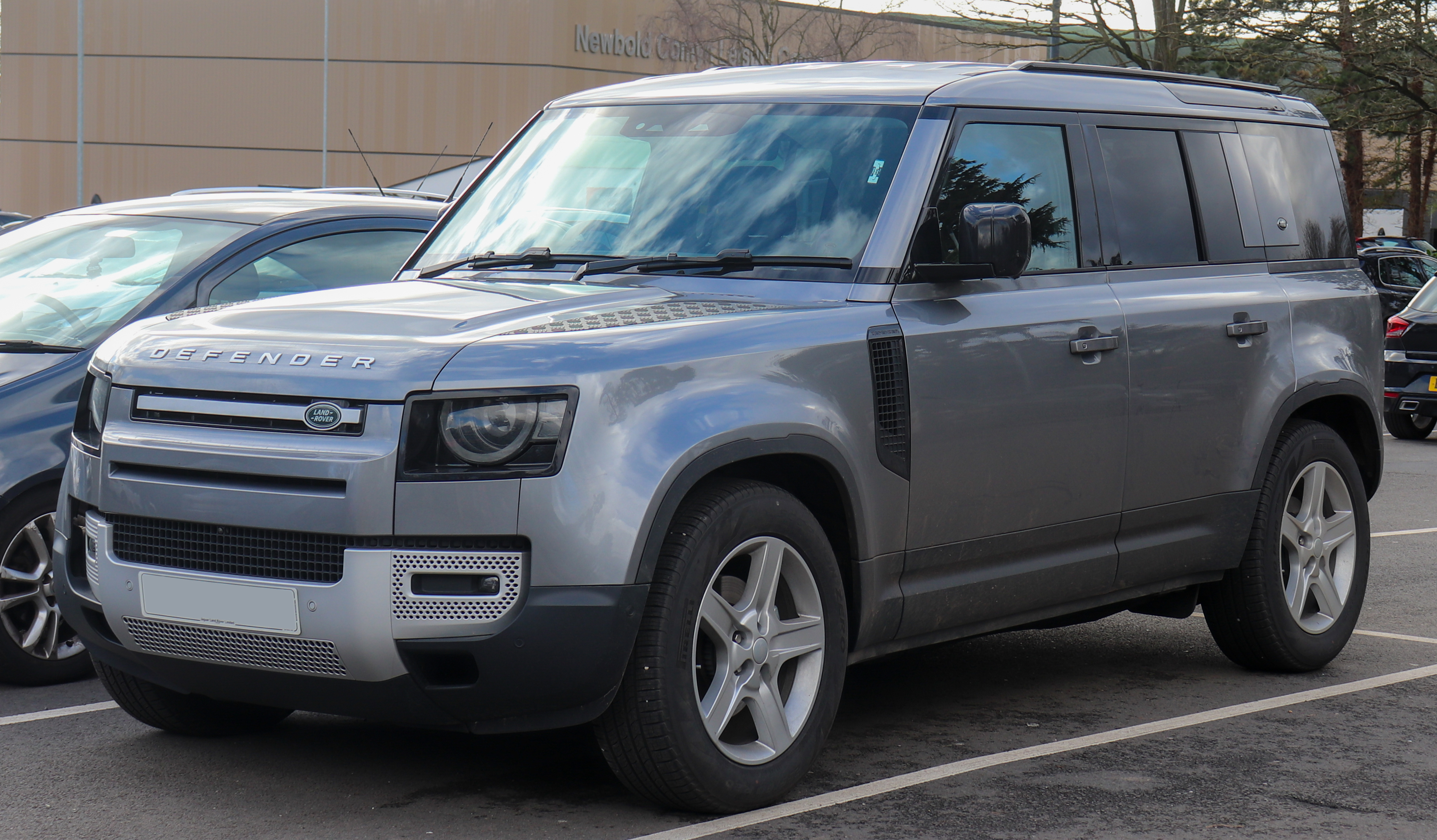 Land Rover Defender (L663) - Wikipedia