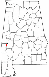 Loko di Pennington, Alabama