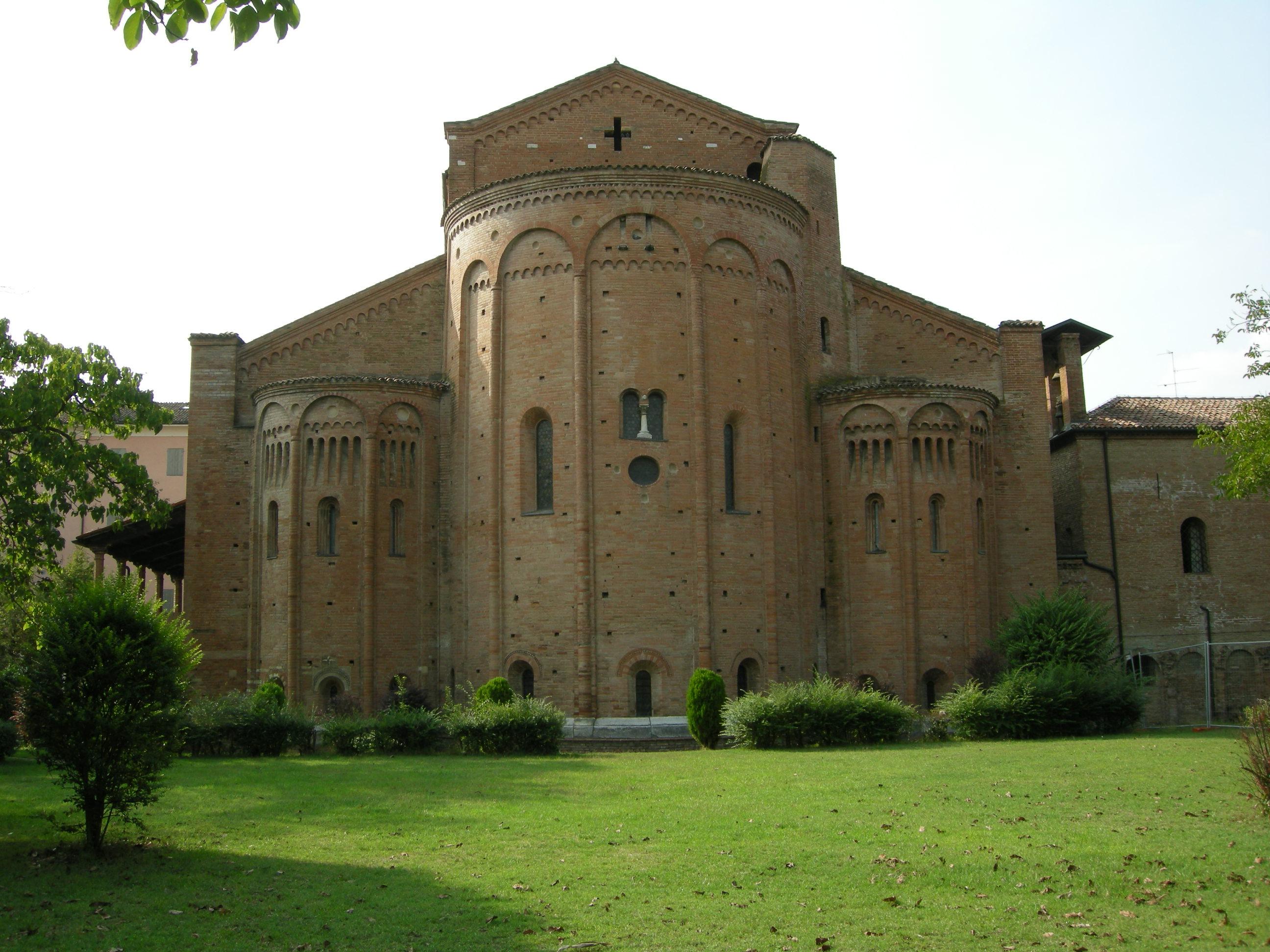 Risultati immagini per Nonantola abbazia