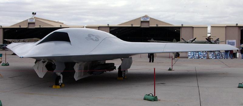 Boeing X-45 #