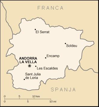 Afganistani Andorra_harta