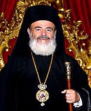 Seine Seligkeit Hieronymos Liapis Erzbischof von Athen und ganz Griechenland