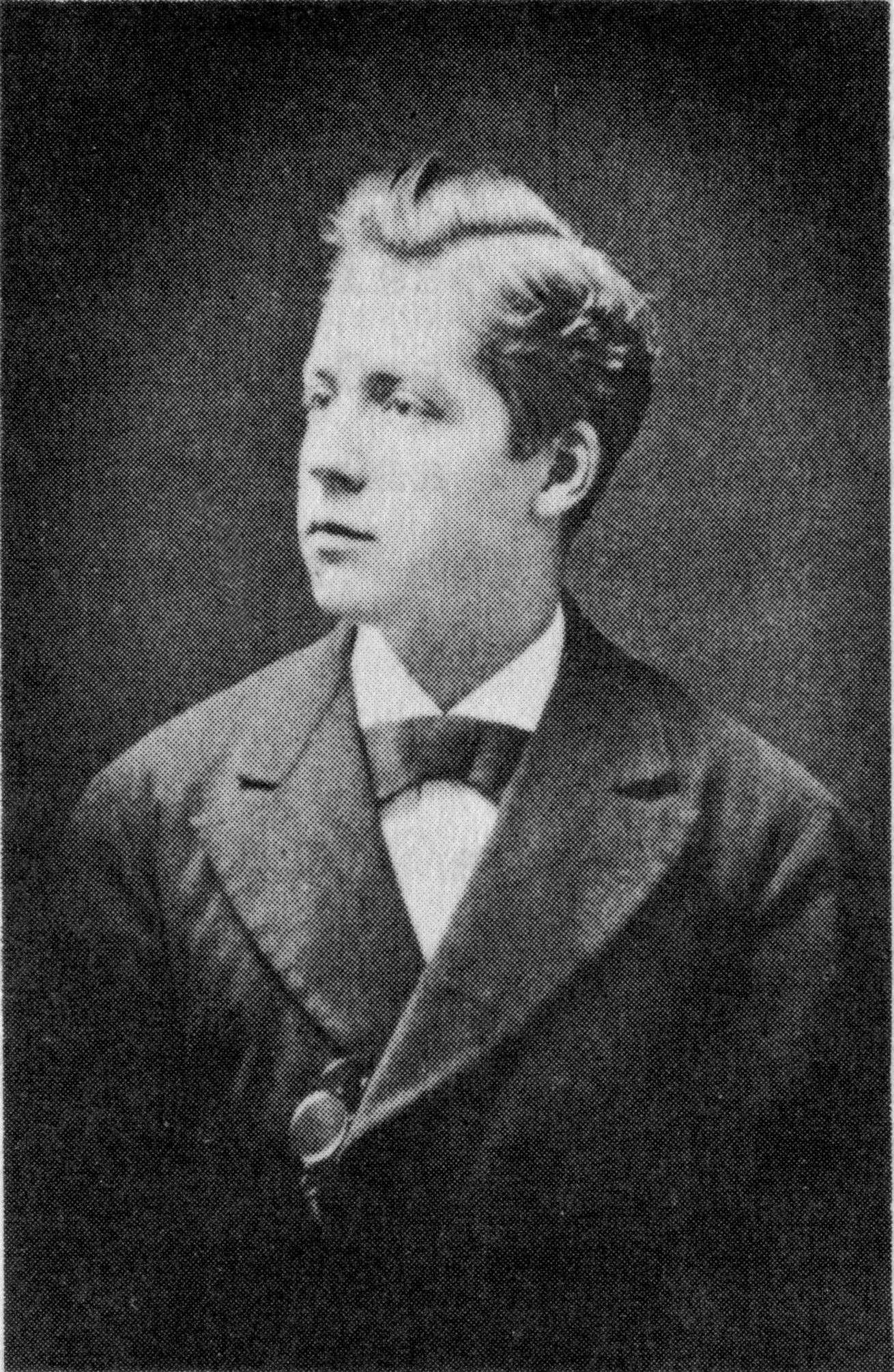 image of Arthur Rudolf Hantzsch