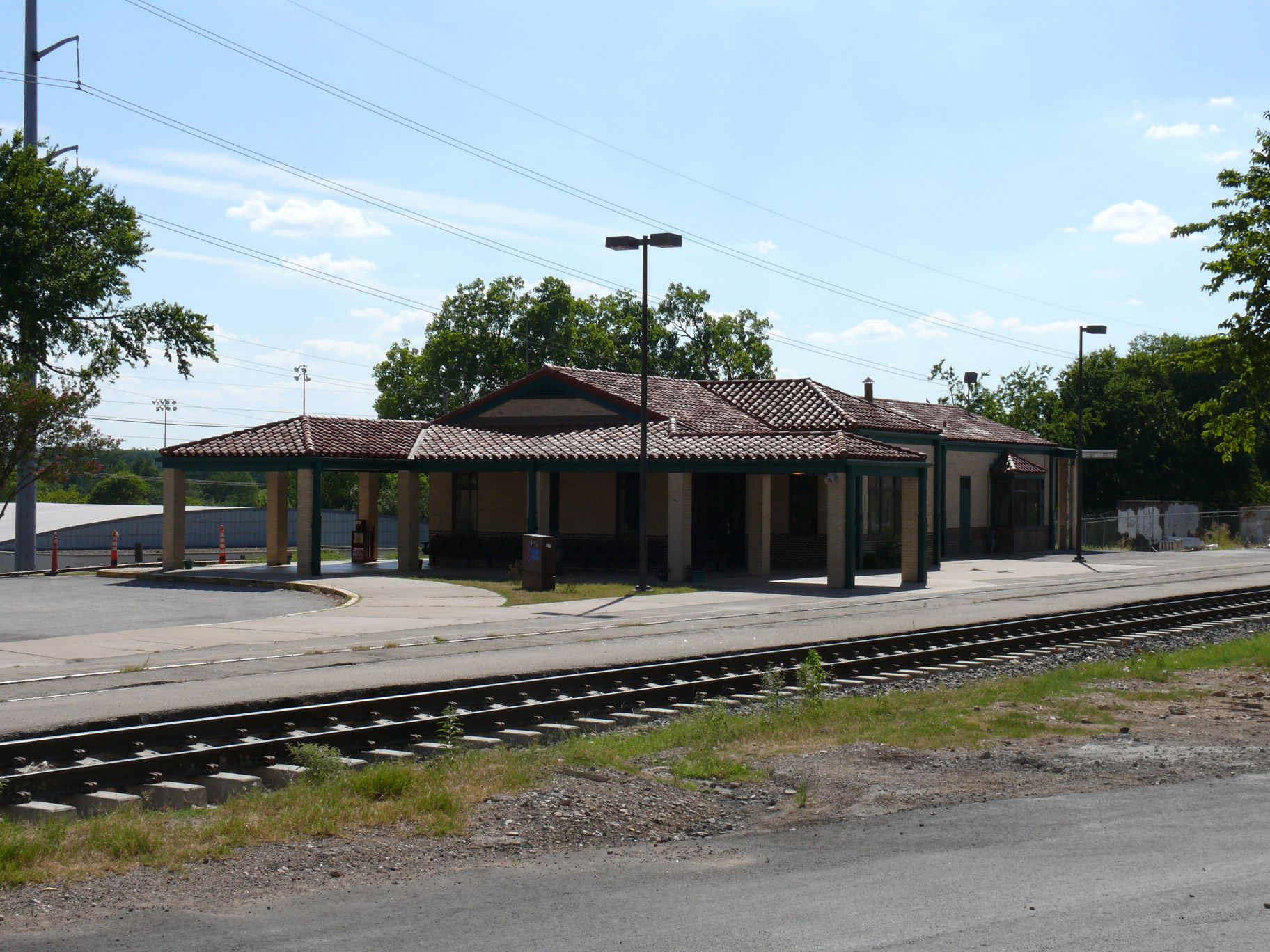 Mineola (TX) United States  city photos : The station is served by Amtrak's Texas ...