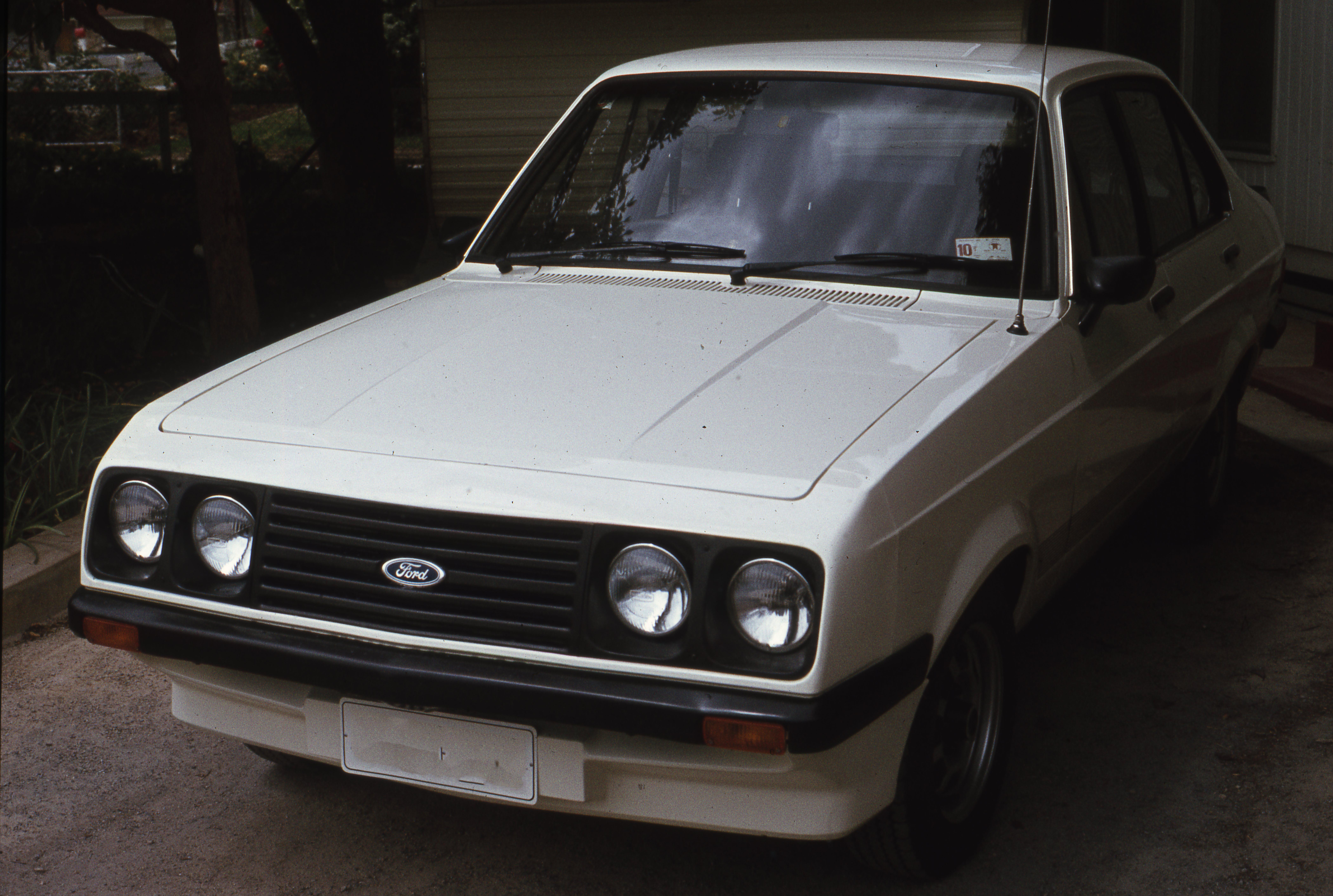 File:Australian 1979 Ford Escort RS2000.jpg - Wikimedia Commons