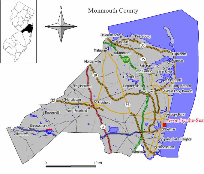 Avon-by-the-Sea, New Jersey - Wikipedia, the free encyclopediaavon-by-the-sea borough