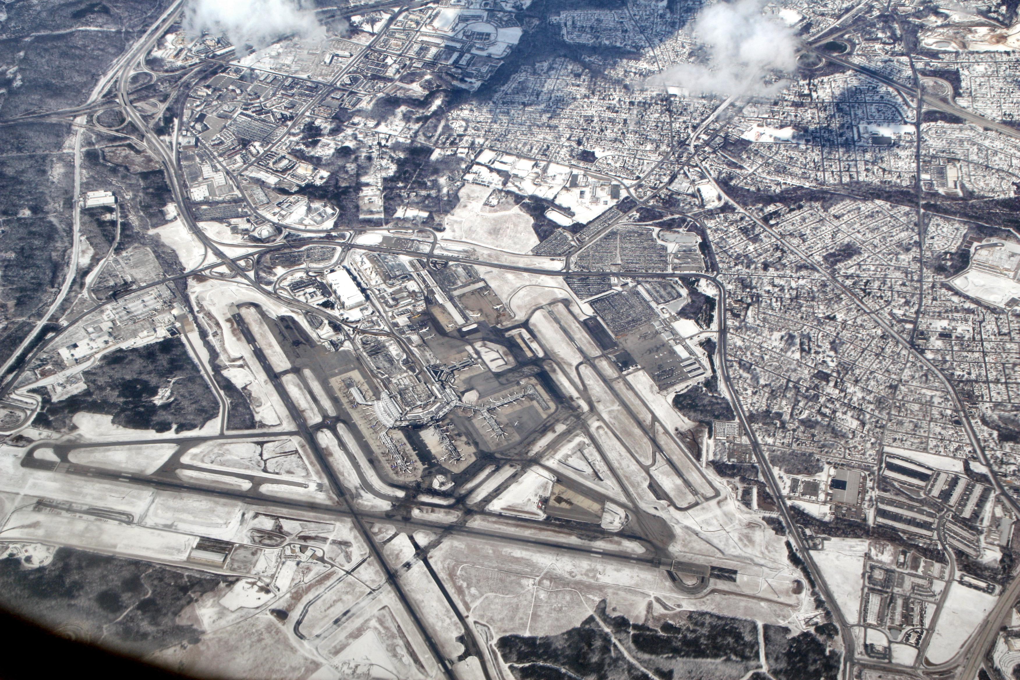 ボルチモア・ワシントン国際空港