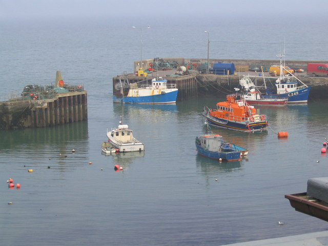 Ballycotton harbour - geograph.org.uk - 761138