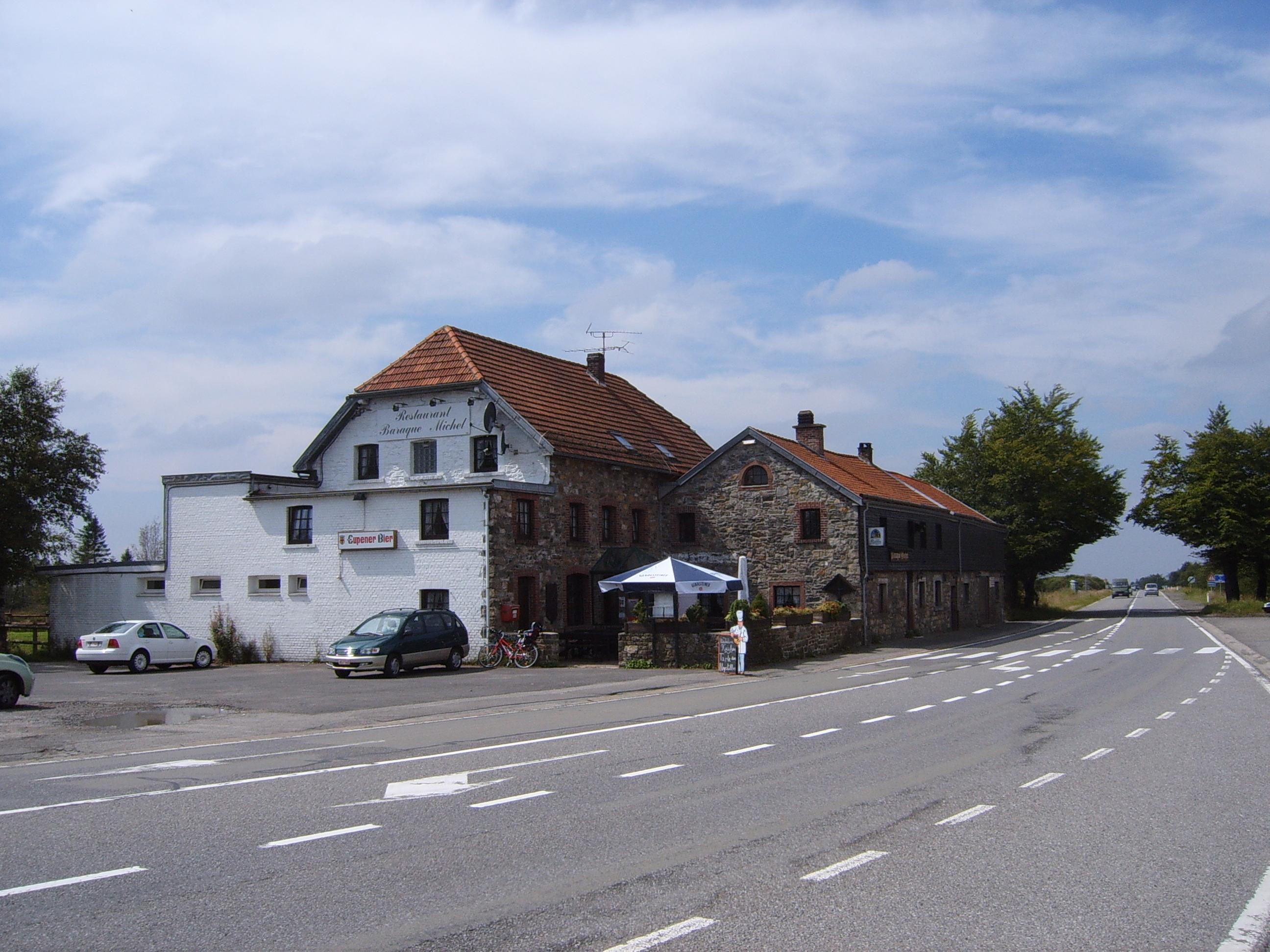 Restaurant La Baraque Sainte Marie De Beauce