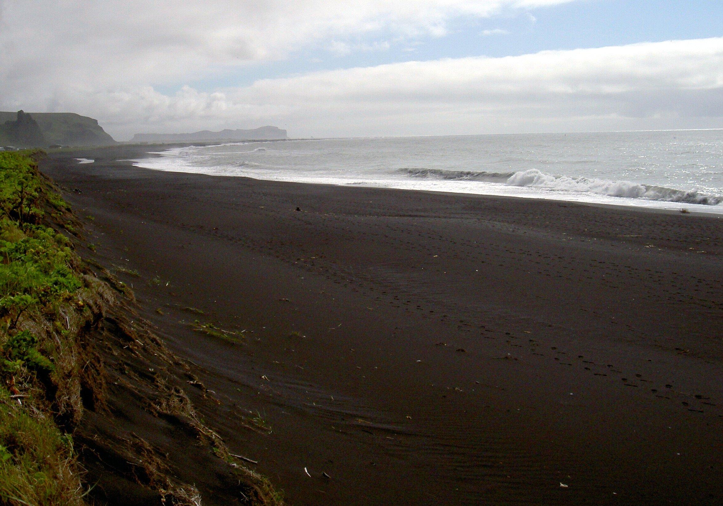 Image result for Vik Beach, Iceland