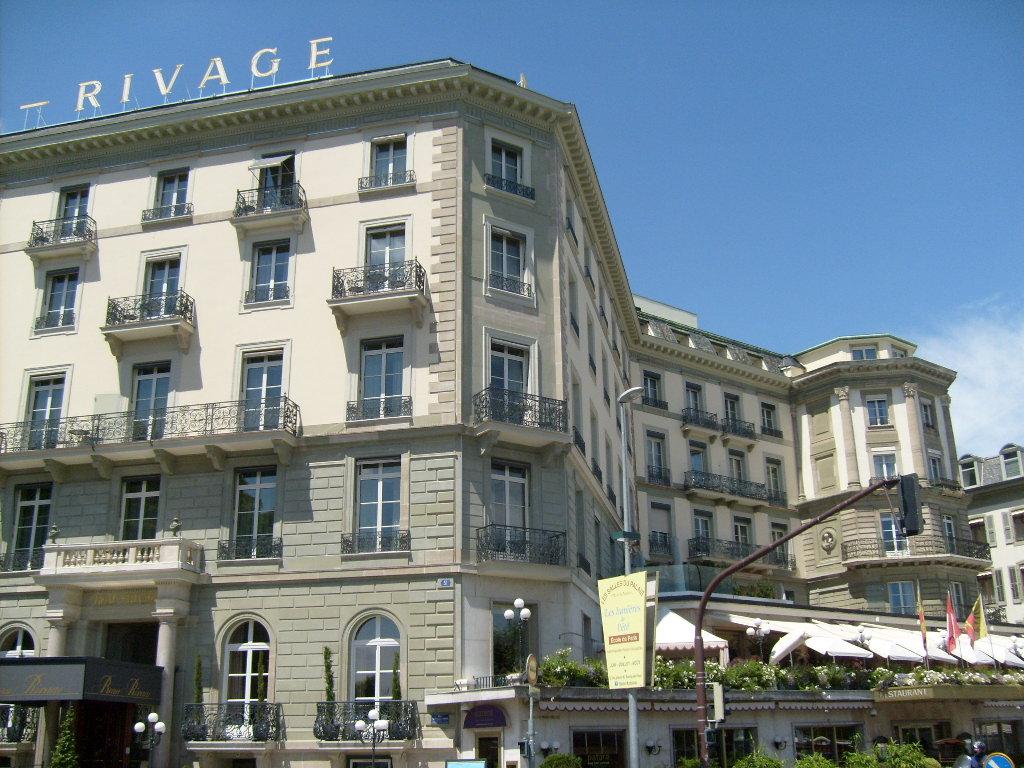 Hotel Beau Rivage Luc Sur Mer