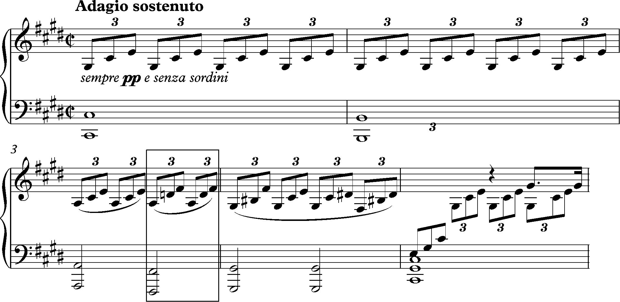 File:Beethoven Piano Sonata Op 27 No  2, first movement