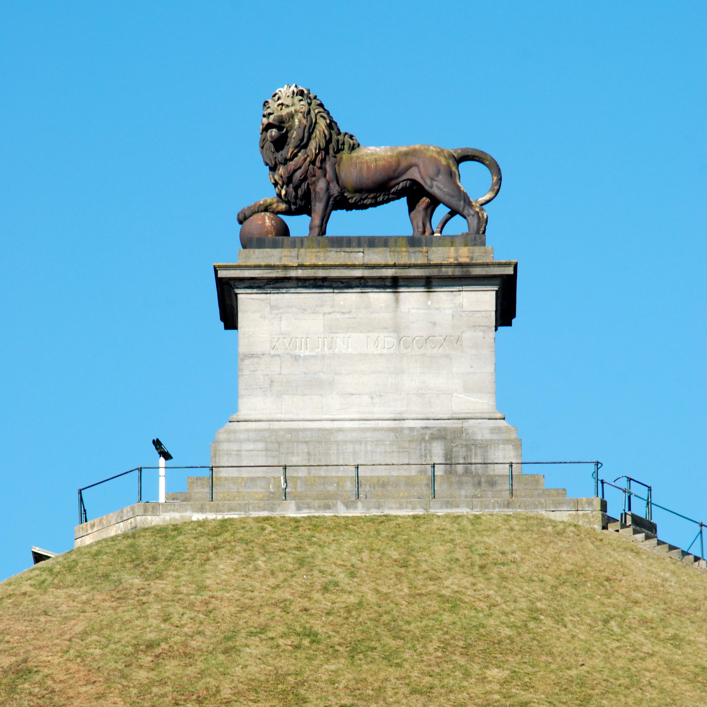 File Belgique Butte Du Lion 04 Jpg Wikimedia Commons