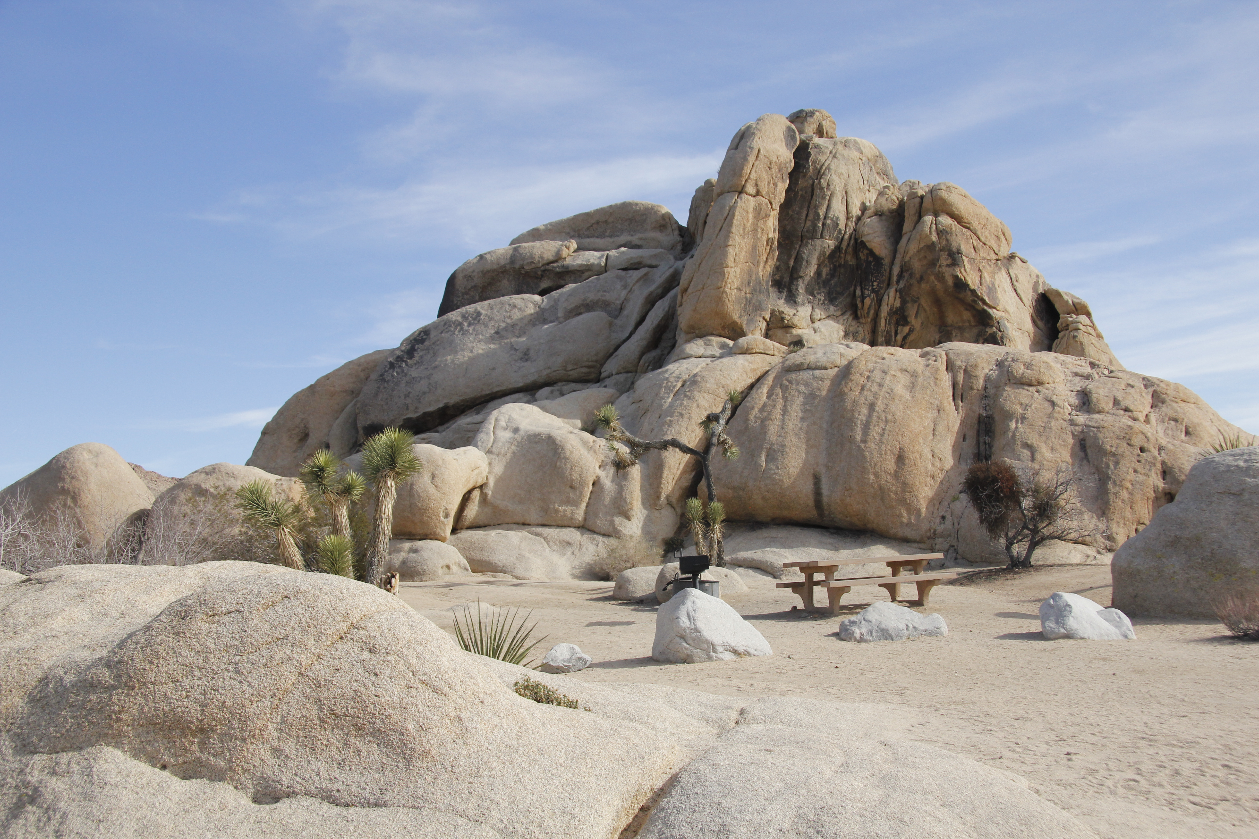 File Belle Campground In Joshua Tree National Park 14 Jpg