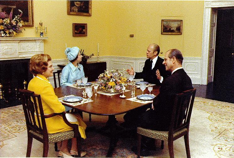 Public Dining Room Balmoral  Not Quite Nigella