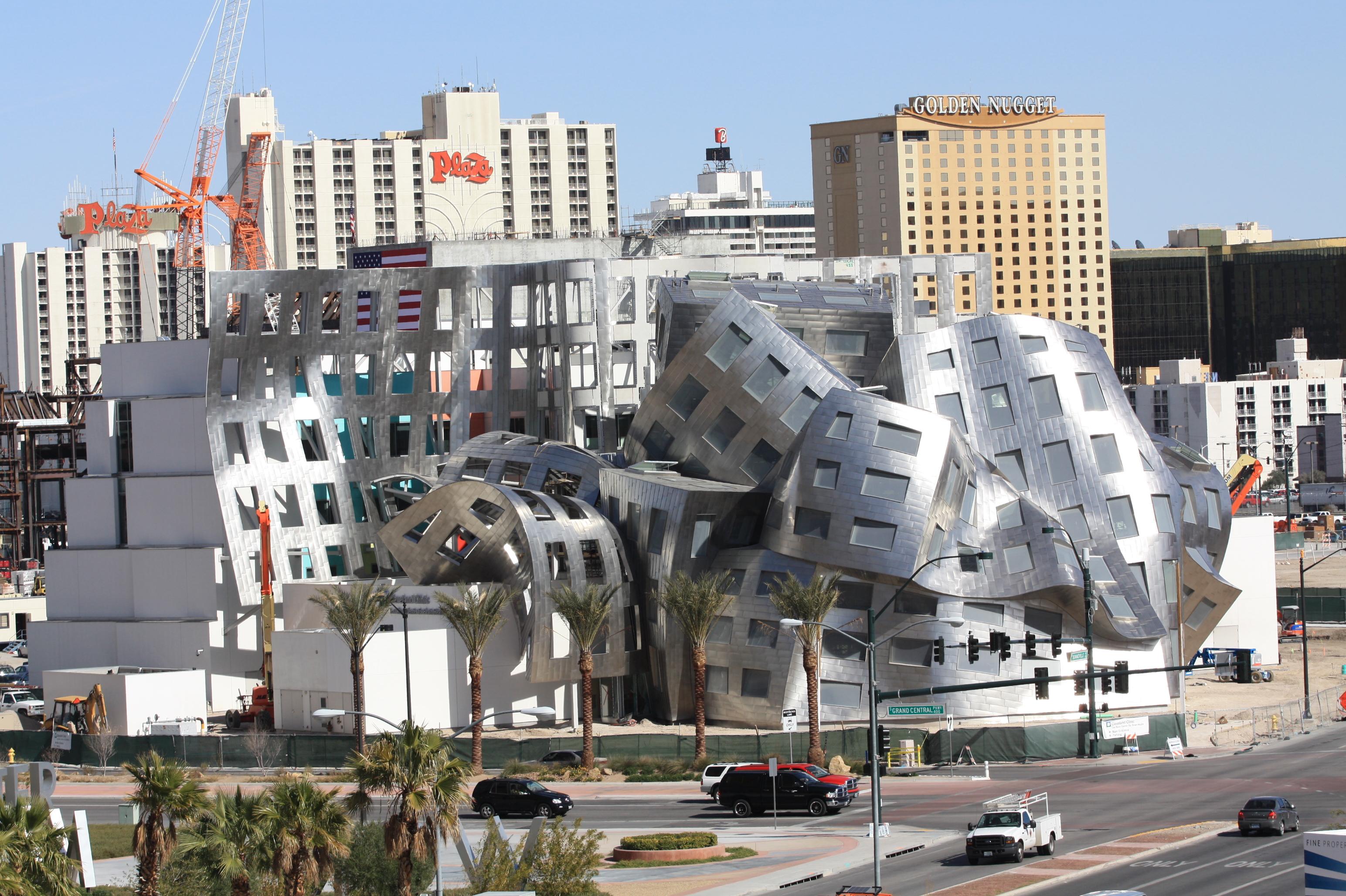 Las Vegas Nevada Plaza Hotel