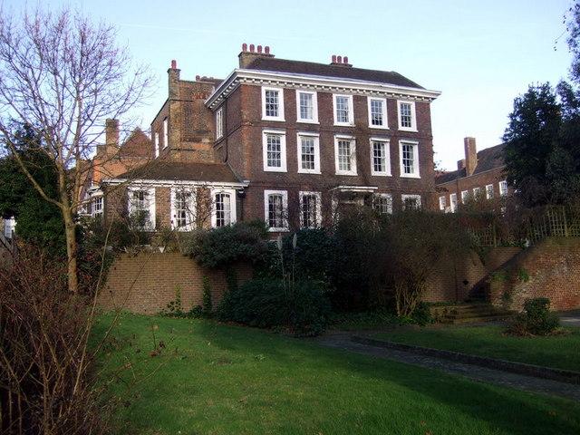 Burgh House Wikipedia