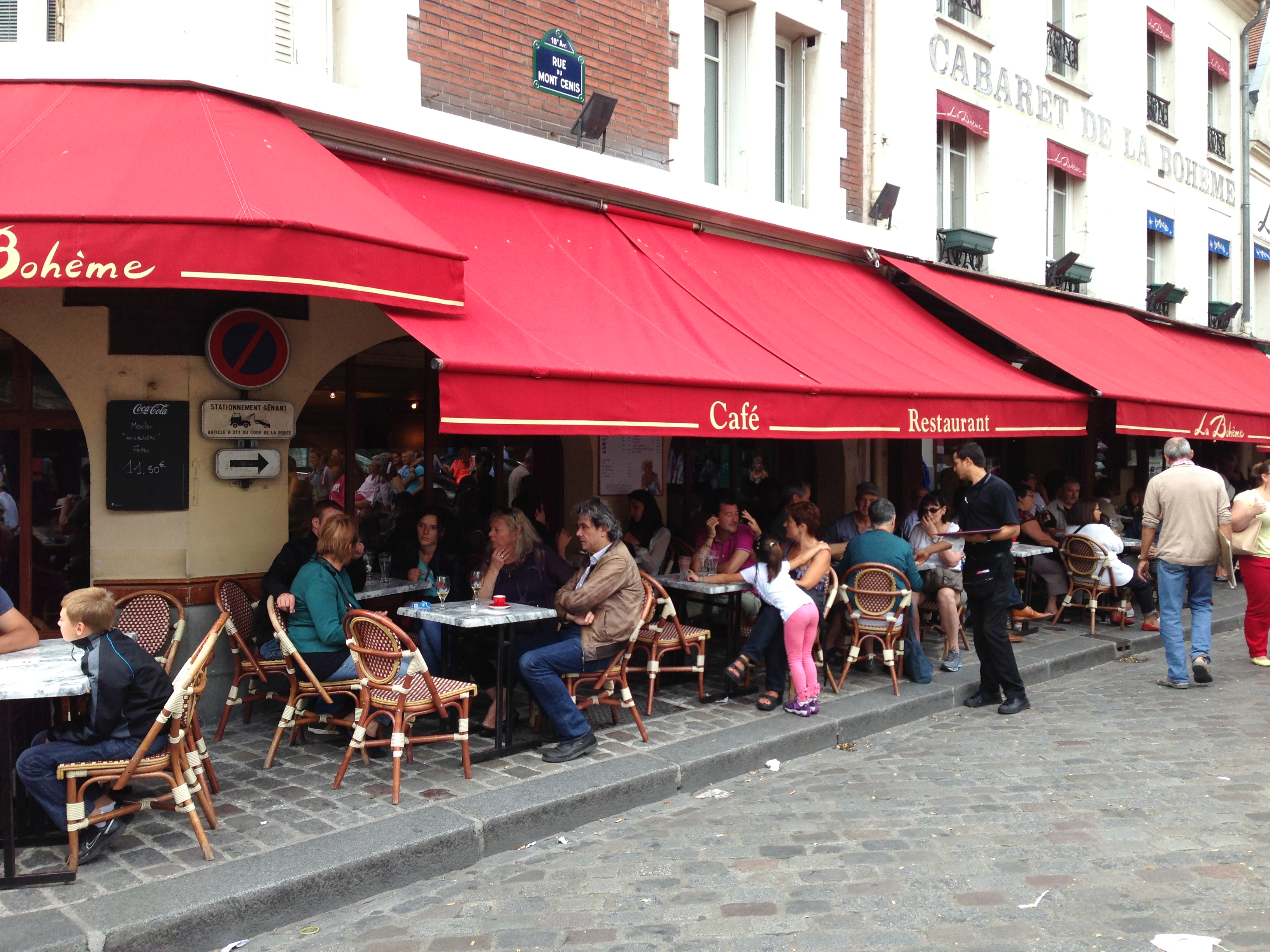 La Boheme Restaurant Lymm