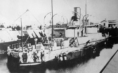HMVS Cerberus on Wikipedia