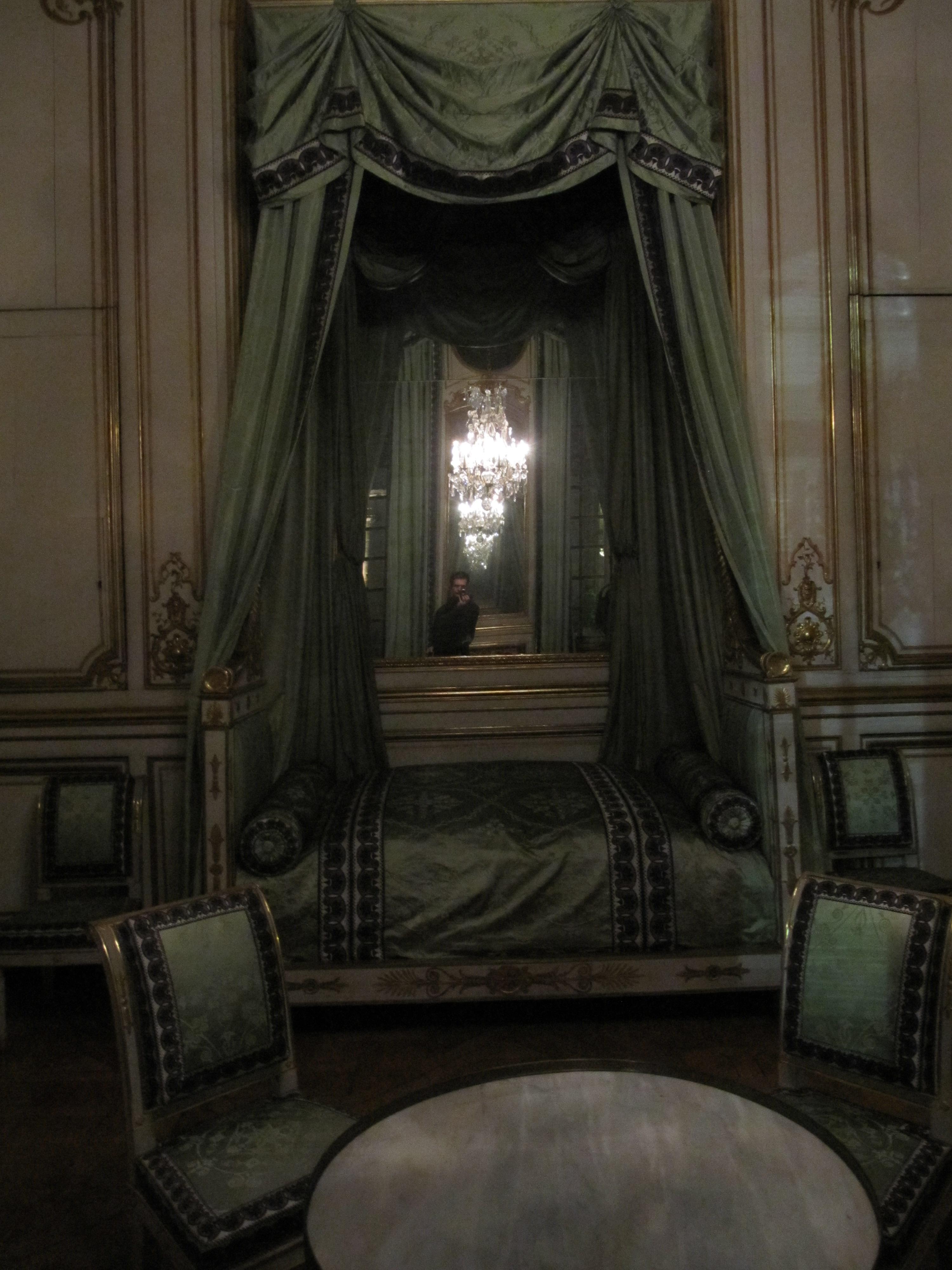 Decoration Simple Chambre Fille : FileChambre à coucher de Napoléon IerPalais RohanStrasbourg la