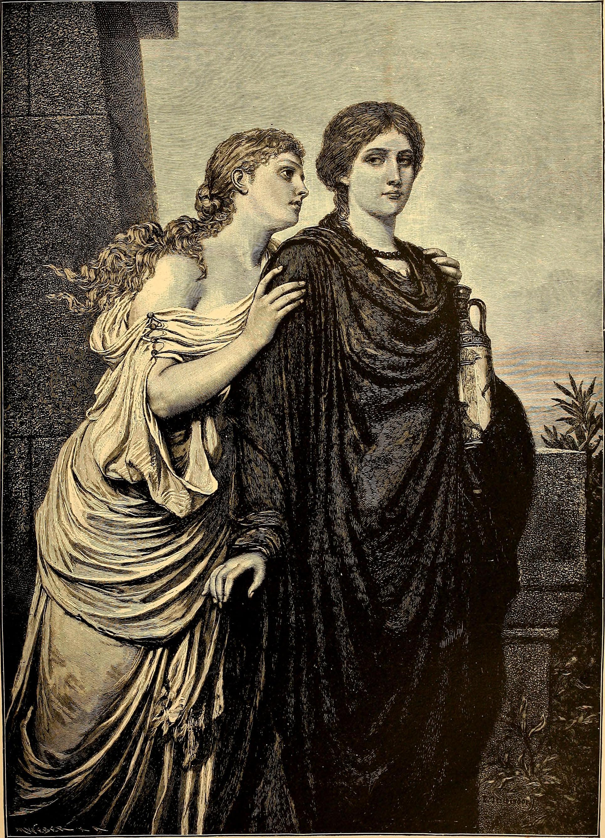 character sketch of antigone