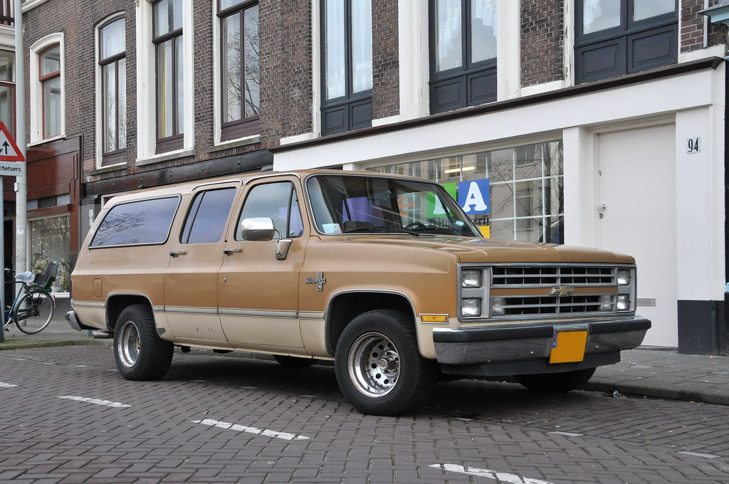 Chevy Suburban 81 For Sale File:Chevrolet Suburban Silverado 1980 - Flickr ...