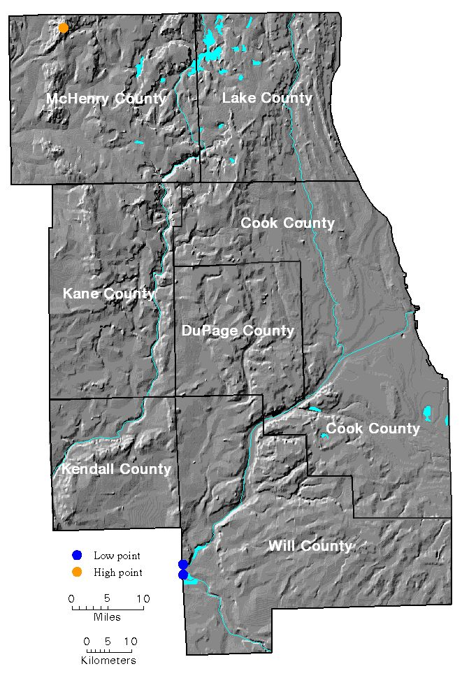 Geography of Chicago Wikipedia