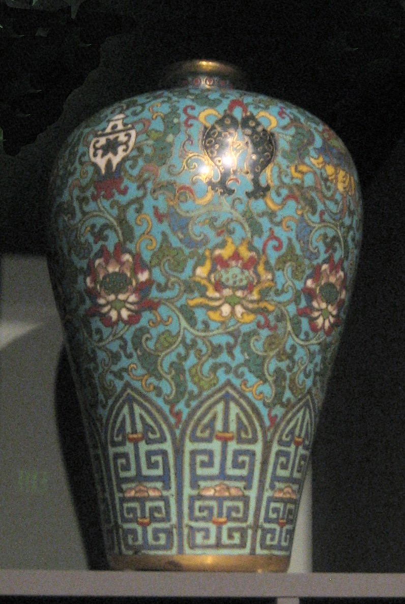 dating japanese cloisonne Date: 17th century culture: japanese medium: iron, gold, enameled cloisonné ( shippō), copper dimensions: h 2 9/16 in (65 cm) w 2 1/8 in (54 cm) thickness 3/16 in (05 cm) wt 29 oz (822 g) classification: sword furniture- tsuba credit line: the howard mansfield collection, gift of howard mansfield, 1936.