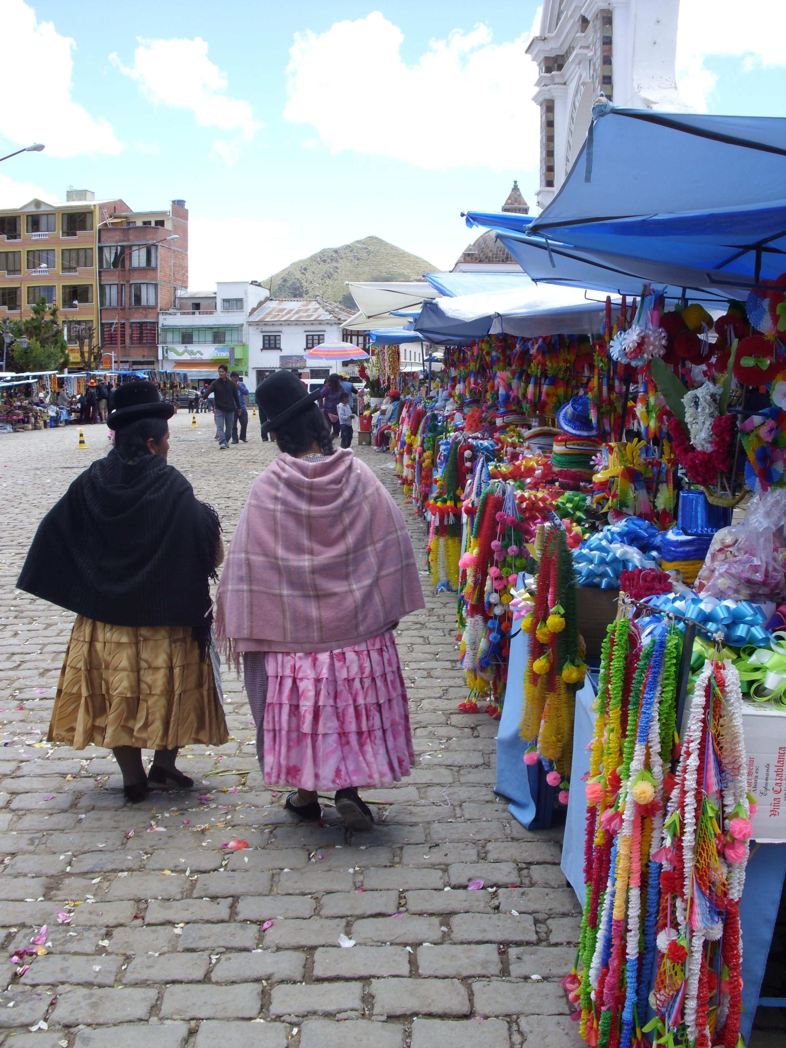 Chola From Bolivia