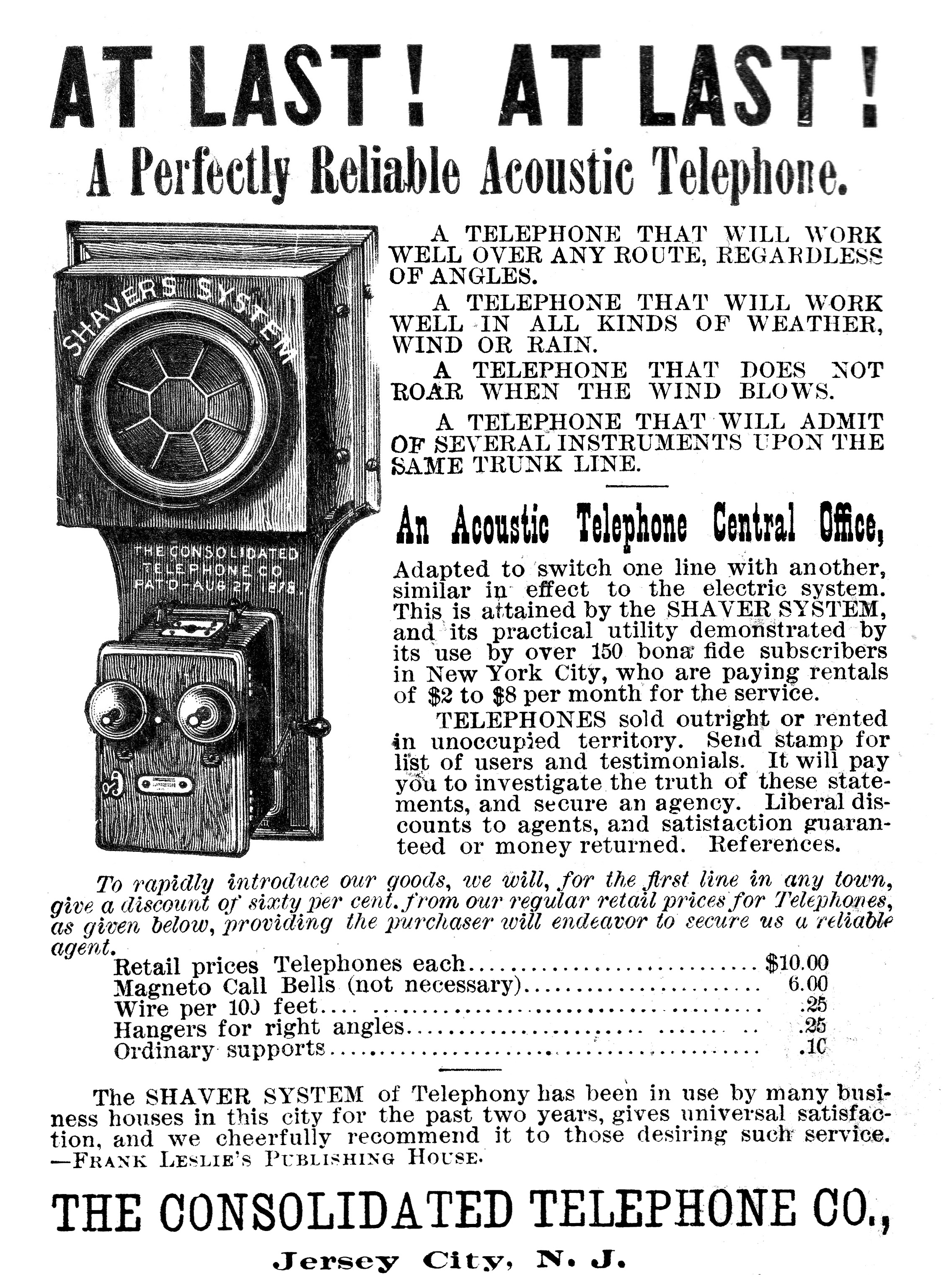 File:Consolidated Telephone Co. ad 1886.jpg - Wikimedia Commons