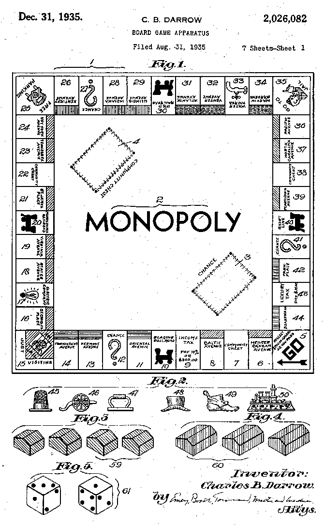 monoply coloring pages - photo#2