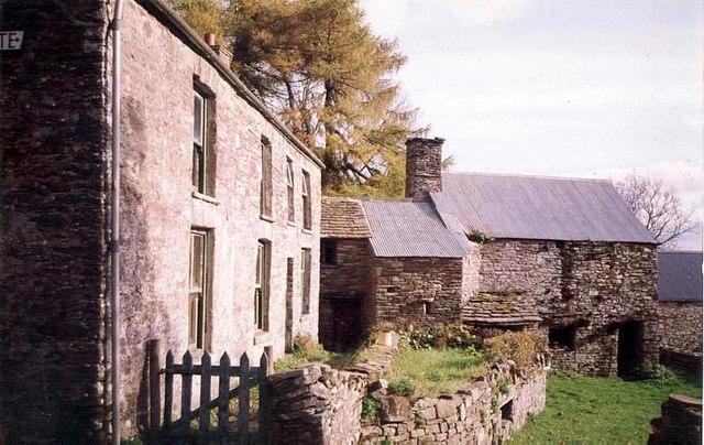 Dol-y-gaer below Crug Hywel - geograph.org.uk - 872063