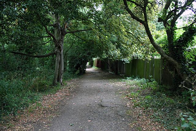 Dollis Valley Green Walk - geograph.org.uk - 871025