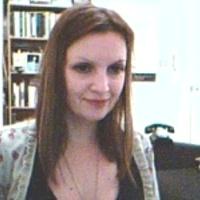 Samantha George British literature lecturer