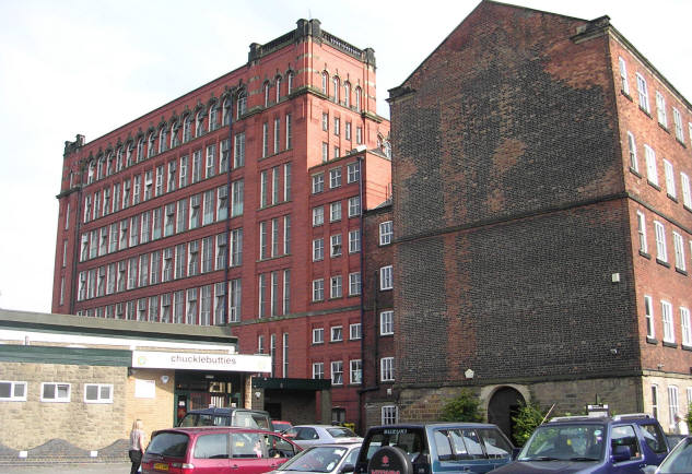 East Mill - geograph.org.uk - 356572