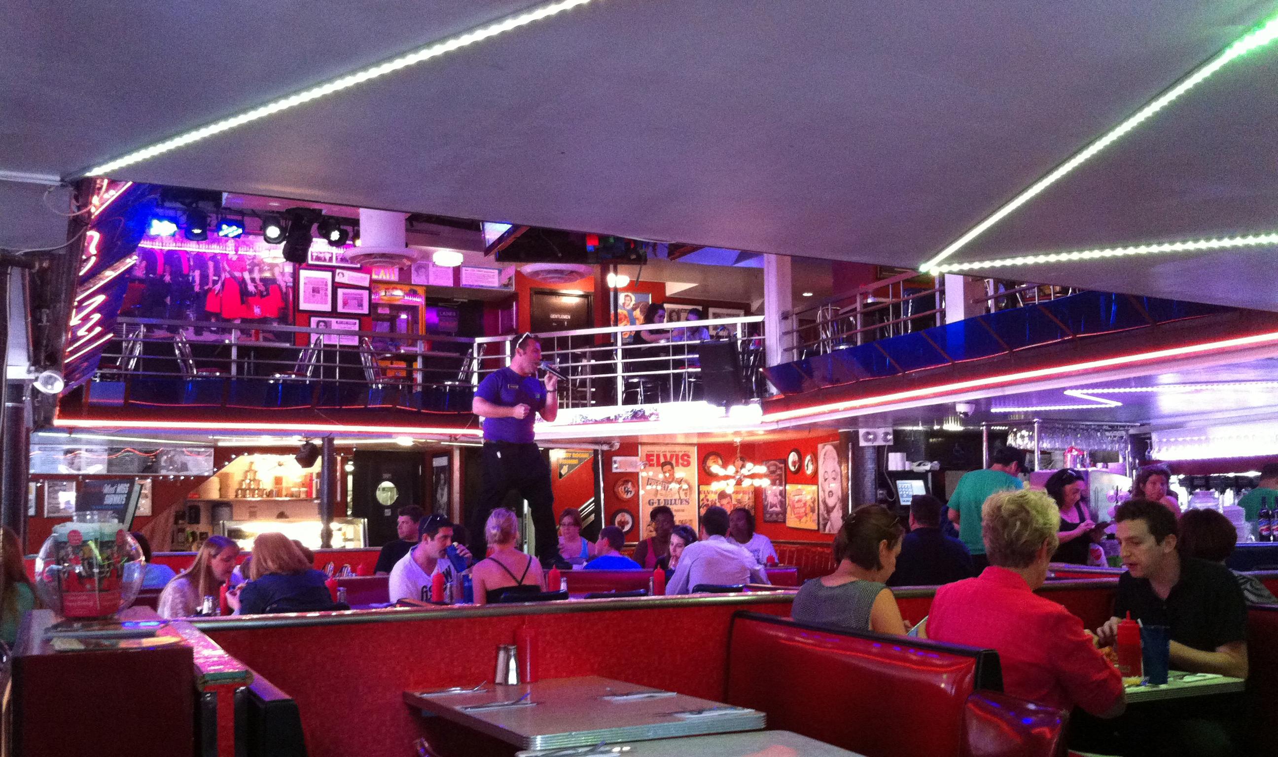 Alysha Umphress Wiki ellen's stardust diner