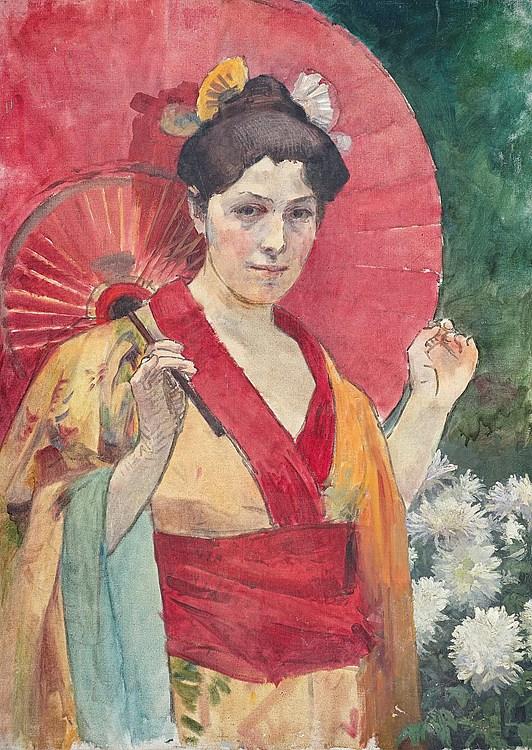 Кимоно; не по делу на голое тело