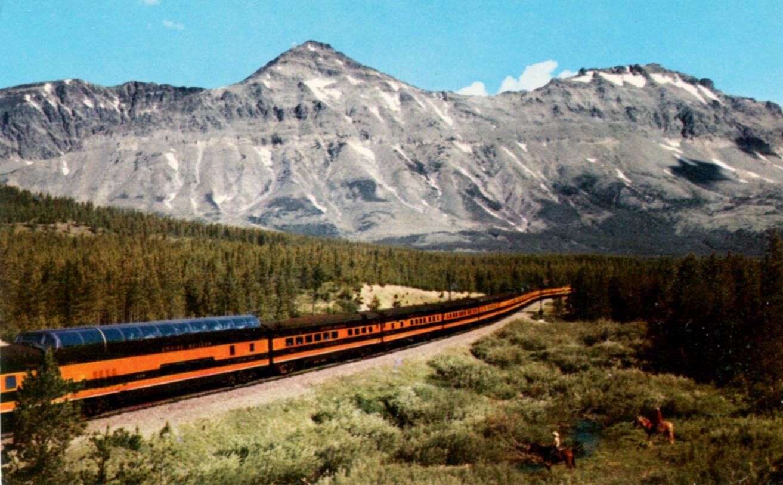 National Park Rail Tours