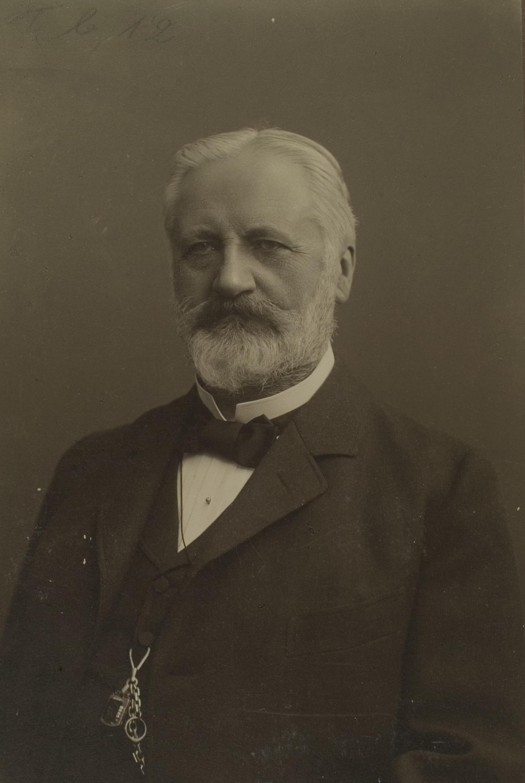 Ernst Immanuel Bekker, 1899